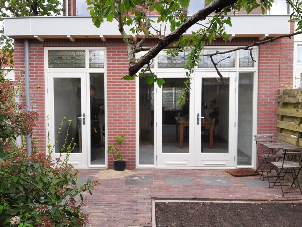 Matthe bouwbedrijf raam